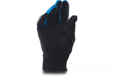 UNDER ARMOUR Paire de Gants ENGAGE RUN Noir Bleu