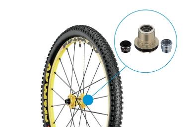 MAVIC 2015 CROSSMAX ENDURO 27.5 Rear Wheel 142x12mm Axle XD Freewheel Body Roam XL 2.2 Tire