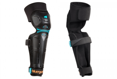 BLUEGRASS 2016 Knee/Shin Pad BIG HORN Black