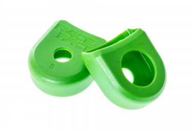 Race Face Alloy Crank Boot - Green