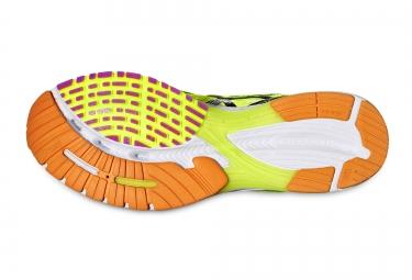 e0b7c0391e769 Chaussures de Running Asics Gel DS RACER 11 Jaune   Violet ...