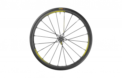 roue arriere mavic r sys slr exalith shimano sram pneu yksion pro 25mm