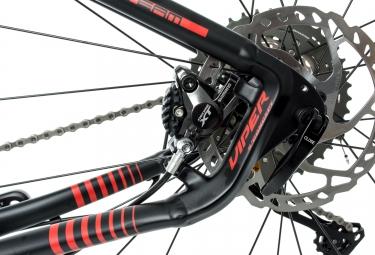viper 2016 velo complet x team 29 shimano xt 10v noir s 160 170 cm