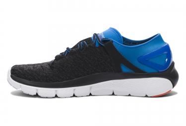 Chaussures de Running Under Armour SPEEDFORM FORTIS GRAPHIC Noir / Bleu