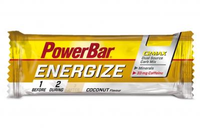 POWERBAR Barre ENERGIZE C2Max 55gr Noix de coco