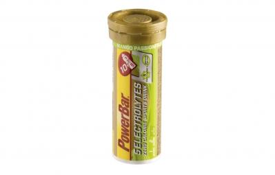 Powerbar 5 electrolytes 10 comprimes mangue passion