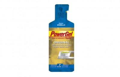 powerbar gel powergel original 41gr vanille
