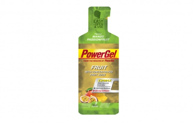 POWERBAR Gel POWERGEL FRUIT 41gr Mangue Passion