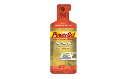 Powerbar gel powergel original 41gr fruits tropicaux