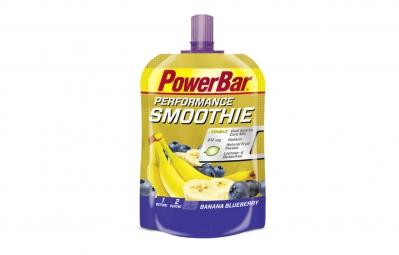 Gel Energétique Powerbar Powergel Smoothie 90gr Banane Myrtille