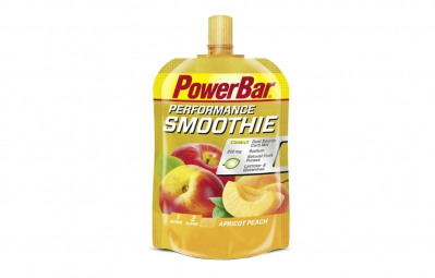powerbar performance smoothie 90gr abricot peche