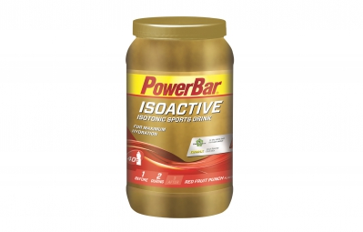 POWERBAR Sports Drink ISOACTIVE Roter Fruchtpunsch 1320gr