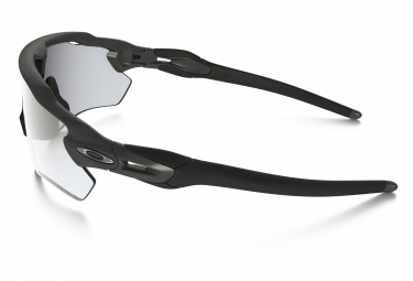 OAKLEY Lunettes RADAR EV PATH PHOTOCHROMIC Black/Clear Black Iridium Réf OO9208-13