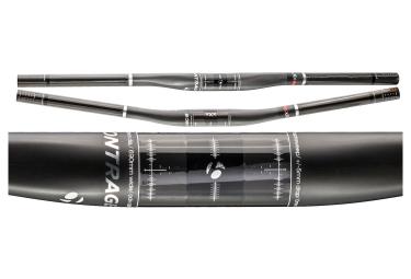BONTRAGER Cintre VTT XXX LITE Flat 690mm Carbone