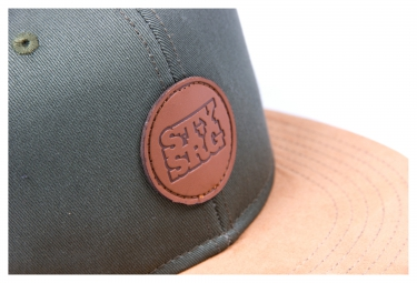 STAYSTRONG Casquette ICON SNAPBACK Woods Strap