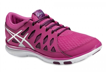 asics gel fit tempo rose violet 39 1 2
