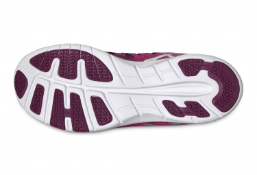 asics gel fit tempo rose violet 40 1 2