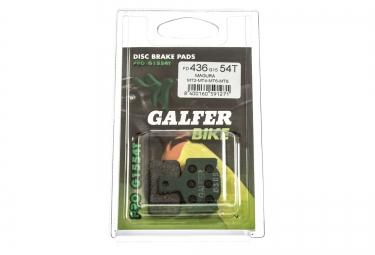 GALFER Plaquettes MAGURA MT Organique PRO G1554T