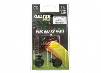 GALFER Plaquettes FORMULA ORO 18K/24K Organique PRO G1554T