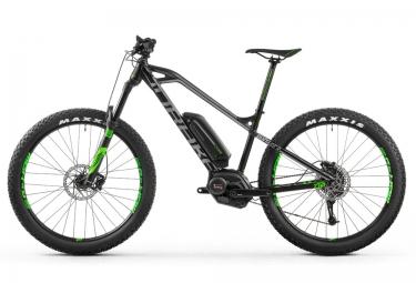 Mondraker E-Vantage R+ 27.5´´+ E-Bike 2016 Black Grey Green