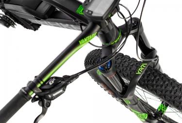 velo electrique mondraker e vantage r 27 5 2016 noir gris vert l 175 188 cm