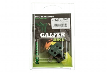 GALFER Plaquettes AVID/SRAM Organique PRO G1554T