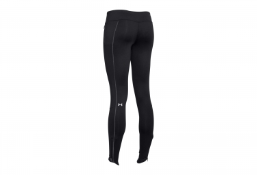 UNDER ARMOUR Collants Longs LAYERED UP COLDGEAR Noir Femme