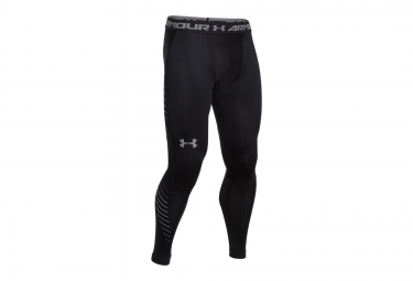 UNDER ARMOUR Collants Longs de Compression COLDGEAR INFRARED ARMOUR Noir