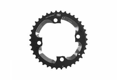 shimano plateau xt fc m785 38 dents double 10 vitesses 38 26dents