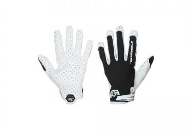 royal paire de gants quantum noir blanc xs
