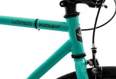 LeBram Vélo Complet Fixie INSOLENT Savage Mint