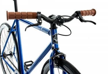 LeBram Vélo Complet Fixie INSOLENT Royal Blue