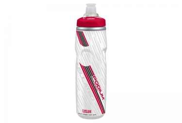 Camelbak bidon podium big chill 0 75 l rouge