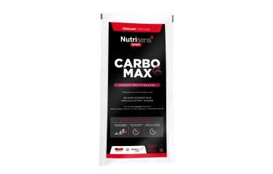 NUTRISENS Boisson énergétique CARBO MAX Sachet 40g Fruits Rouges