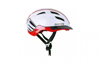CASCO Helmet SPEEDSTER-TC without lens White/Red