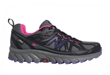 new balance chaussure gore tex wt 610 v4 gris noir rose 37
