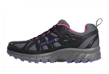 new balance chaussure gore tex wt 610 v4 gris noir rose 38