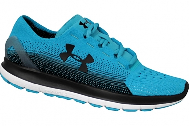Ua speedform slingride fade 1288254 987 homme chaussures de running bleu 45