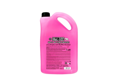 Muc off nettoyant velo concentre a diluer bike cleaner concentrate 5 l