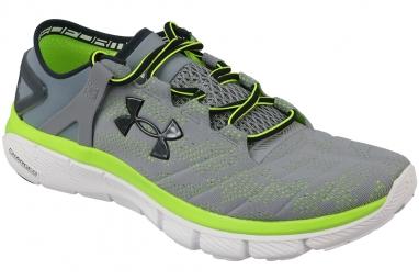 Ua speedform fortis vent 1270235 035 homme chaussures de running gris 44