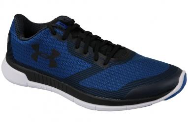 Ua charged lightning 1285681 907 homme chaussures de running bleu 43