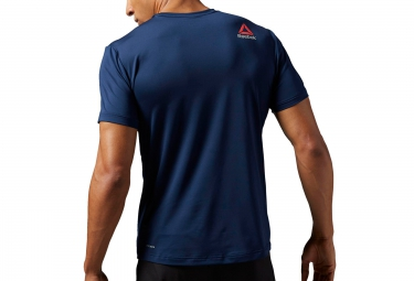 Maillot REEBOK ONE SERIES Bleu