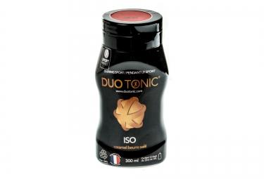 DUO TONIC Boisson énergétique ISO Caramel beurre salé 300ml