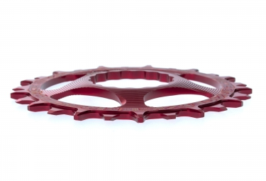 Plateau Narrow Wide RACE FACE Direct Mount Cinch 6mm Rouge