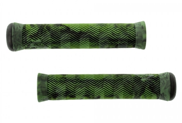 VOLUME Grips Flangeless VLM Black Green