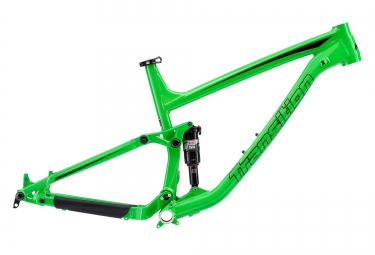 "TRANSITION Frameset 27.5"" SCOUT Green"