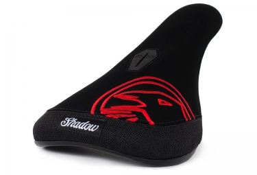 shadow selle pivotal slim crow noir rouge
