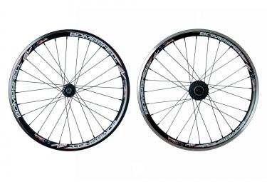 bombshell paire de roue one80 20 x1 50 noir