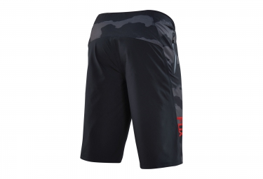 FOX Short ATTACK Q4 Cold Weather Noir Camo