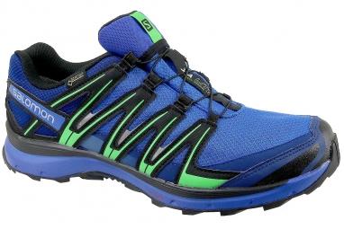 Salomon xa lite gtx 393314 homme chaussures de running bleu 47 1 3
